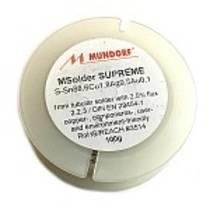 Mundorf MSolder SUPREME silver/gold Lötzinn
