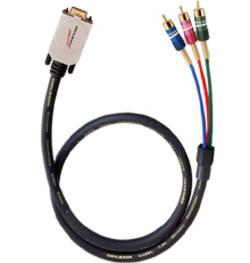 Oehlbach Componenten Video Verbindung - VGA