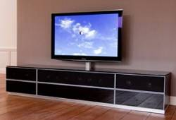 Spectral Catena mit CTA2, TV-Halterung, LED-Beleuchtung
