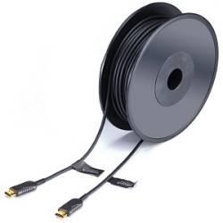inakustik Profi HDMI 2.0a LWL Kabel 18Gbps