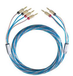 ✅ Oehlbach BI TECH 4 Bi-Wiring Lautsprecherkabel