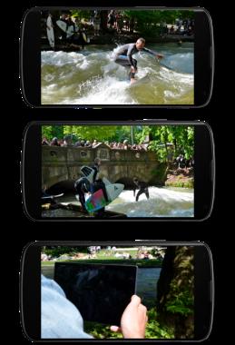 HIGGS Camera App