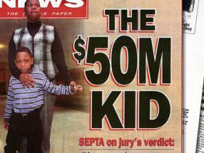 Boy Who Lost Foot in Escalator Wins $51 Million Verdict