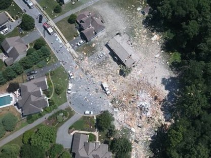 Major Wrongful death lawsuit filed in Pennsylvania home gas explosion