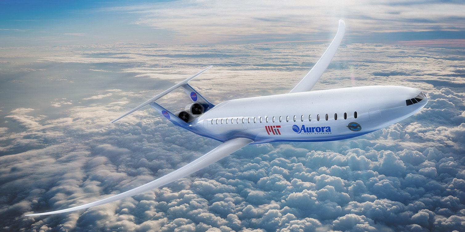 Aurora Flight Sciences – 3D Rendering in Flight