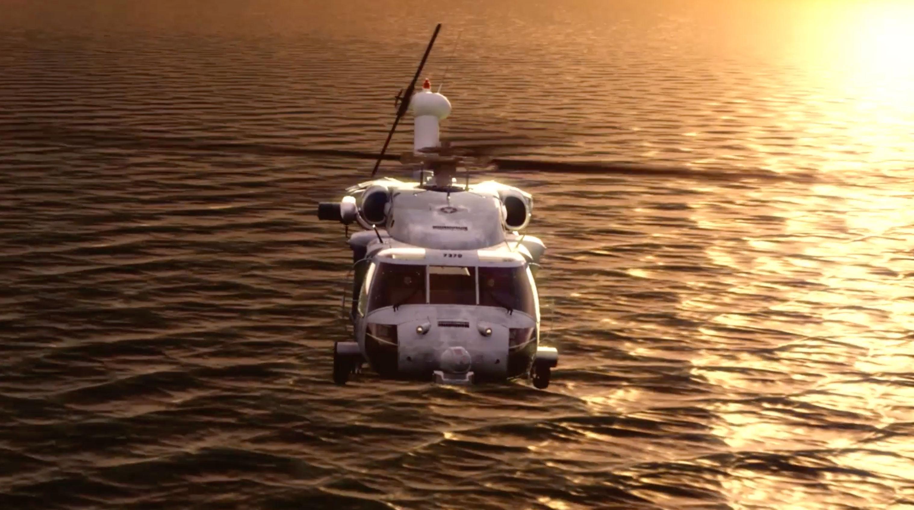 Bal Seal Engineering – Helicopter 3D Rendering