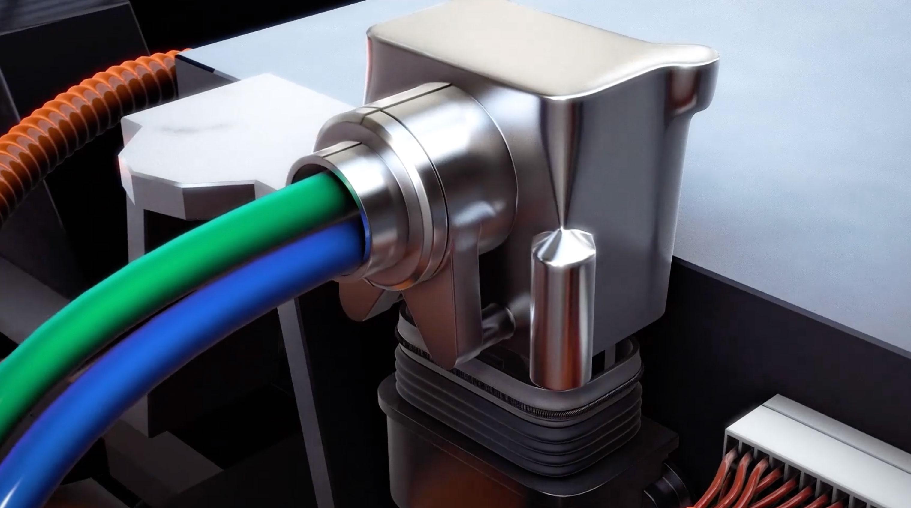 Bal Seal Engineering – 3D Rendering