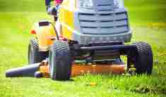 The Serious Dangers of Lawn Mowers