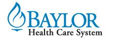 Baylor Healthcare logo