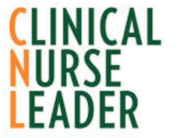Clinical Nurse Leader