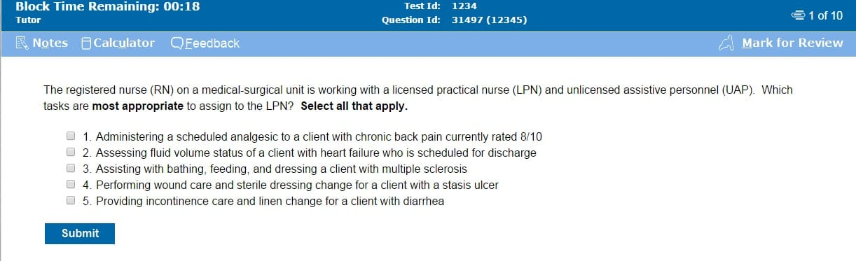 nursing nclex  bank  uworld  nursejournalorg