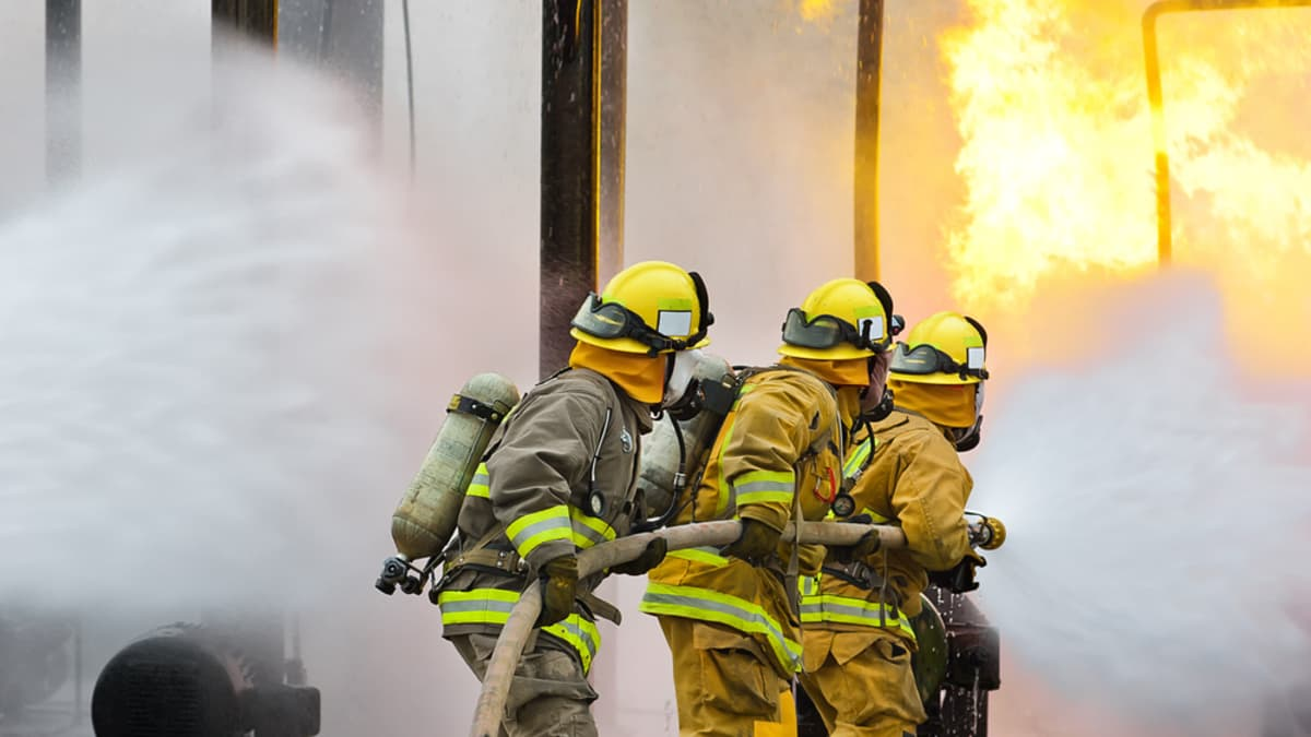 national firefighter study guide