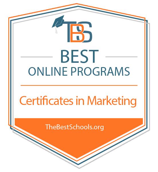 the 15 best online certificate in marketing programs