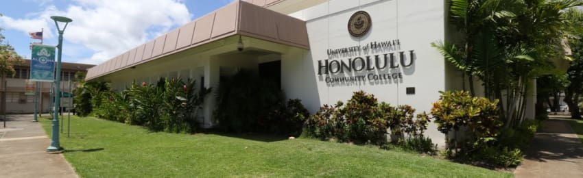 Honolulu Community College Campus Map.Best Colleges In Hawaii For 2018