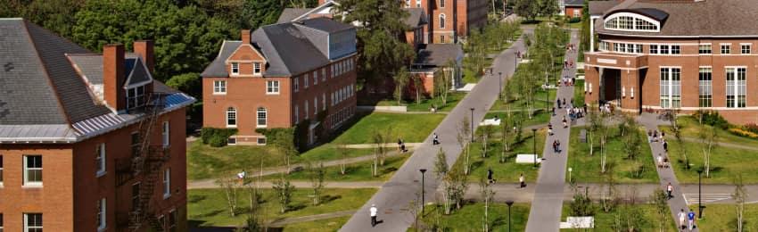 bangor university ranking