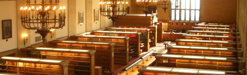 The Best College Libraries | BestColleges com