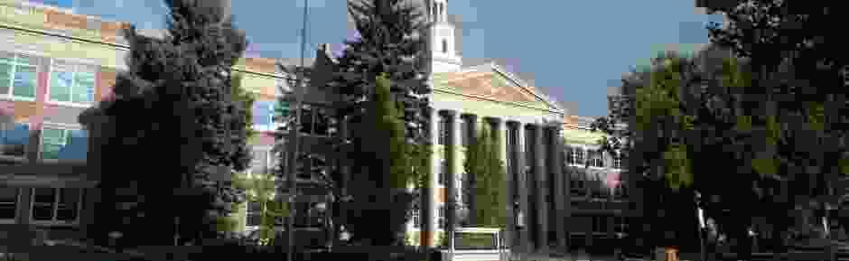 Colorado State University campus image
