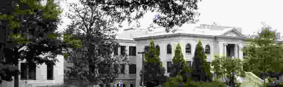 American University campus image