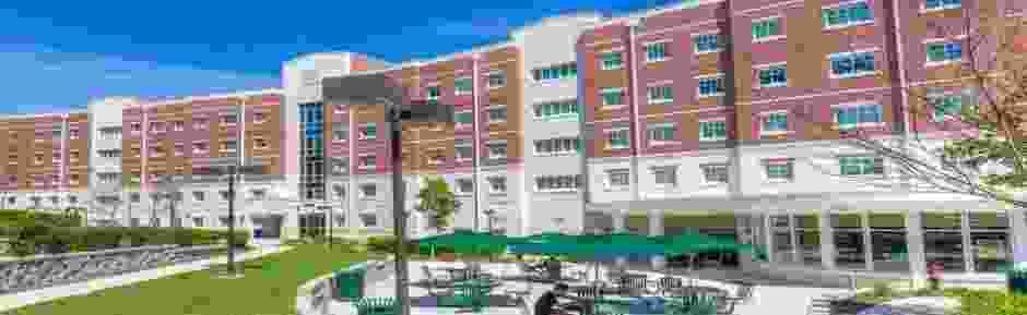 The University of West Florida campus image