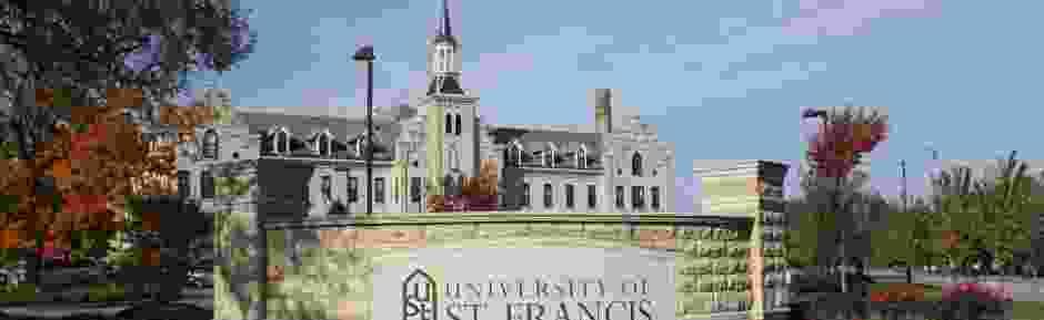 University of St Francis campus image