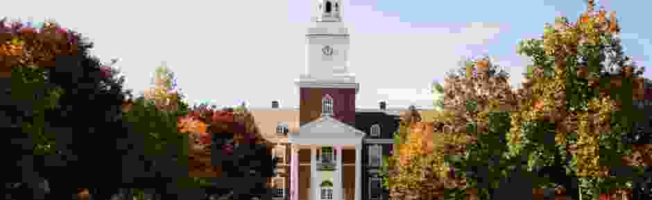 Johns Hopkins University campus image