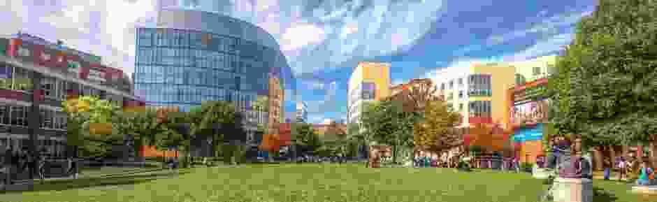 Northeastern University campus image