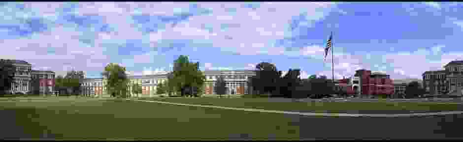 Mississippi State University campus image