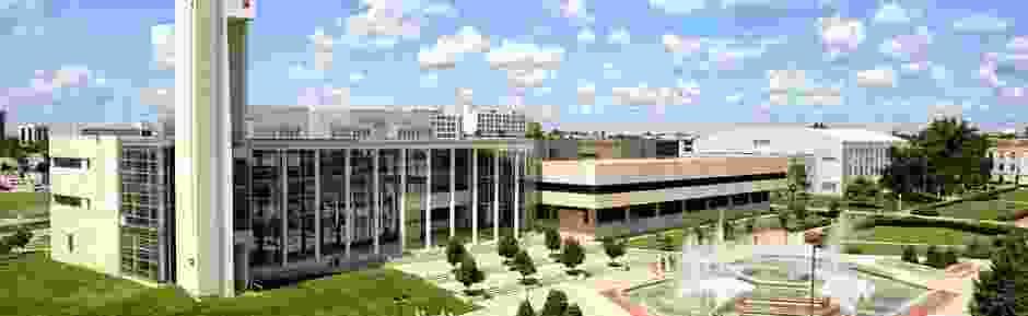 Missouri State University campus image