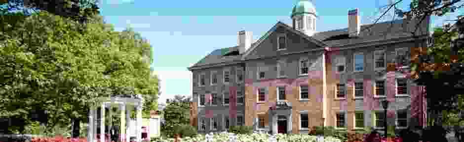 University of North Carolina at Chapel Hill campus image