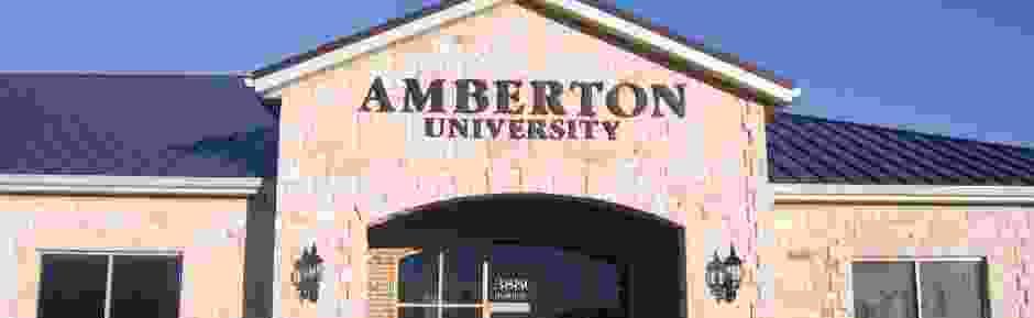 Amberton University campus image