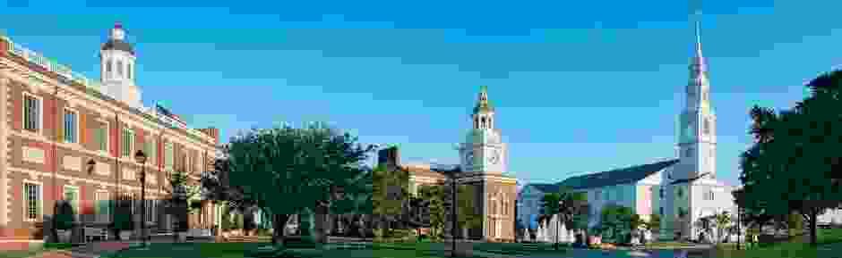 Dallas Baptist University campus image