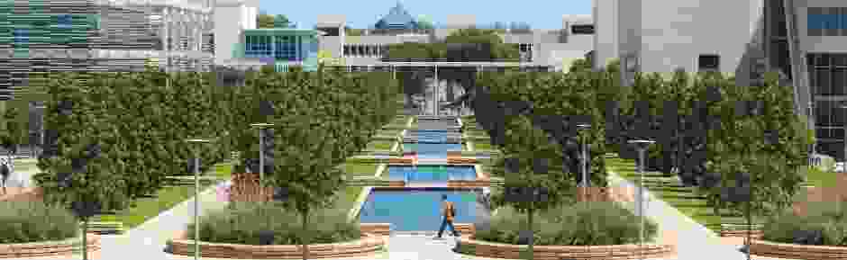 The University of Texas at Dallas campus image