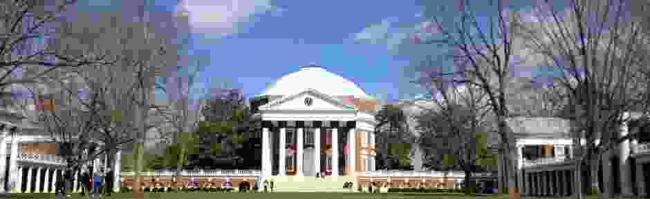 University of Virginia campus image