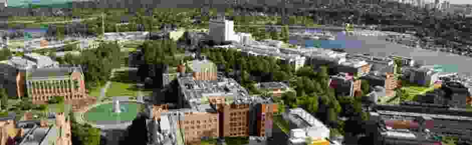 University of Washington campus image