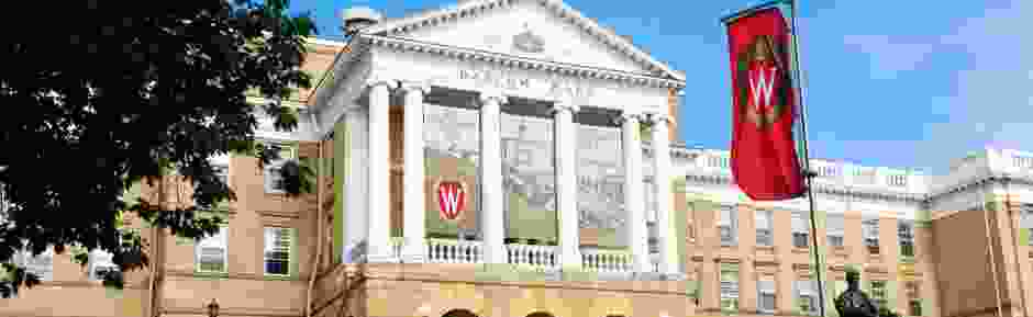 University of Wisconsin campus image