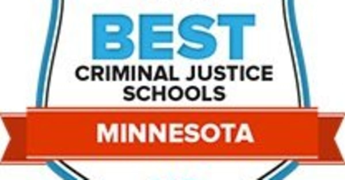 The 33 Best Criminal Justice Schools in Minnesota for 2018