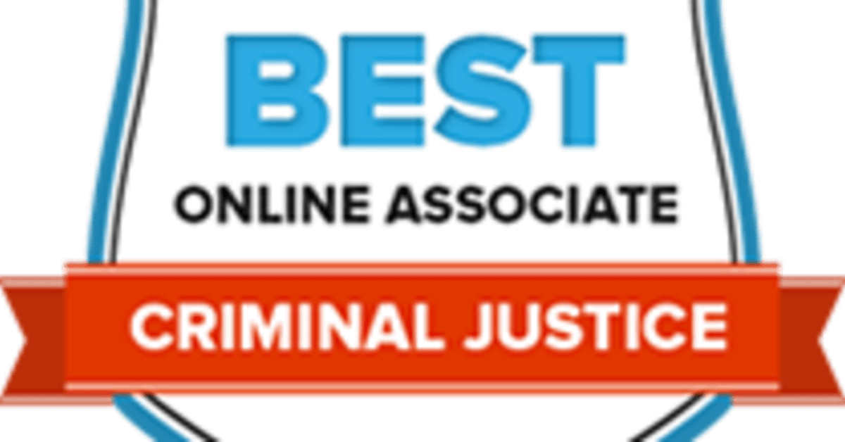 Search the Best Online Associate in Criminal Justice Degree