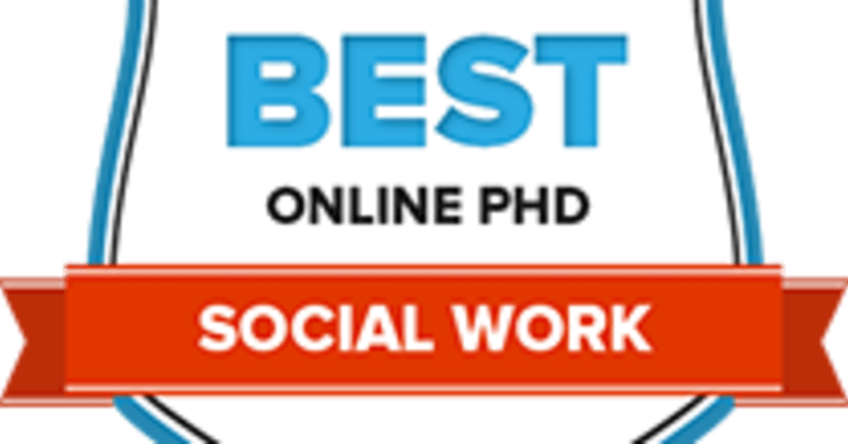 Online PhD in Social Work: Find Out the Top 3 Programs of 2018