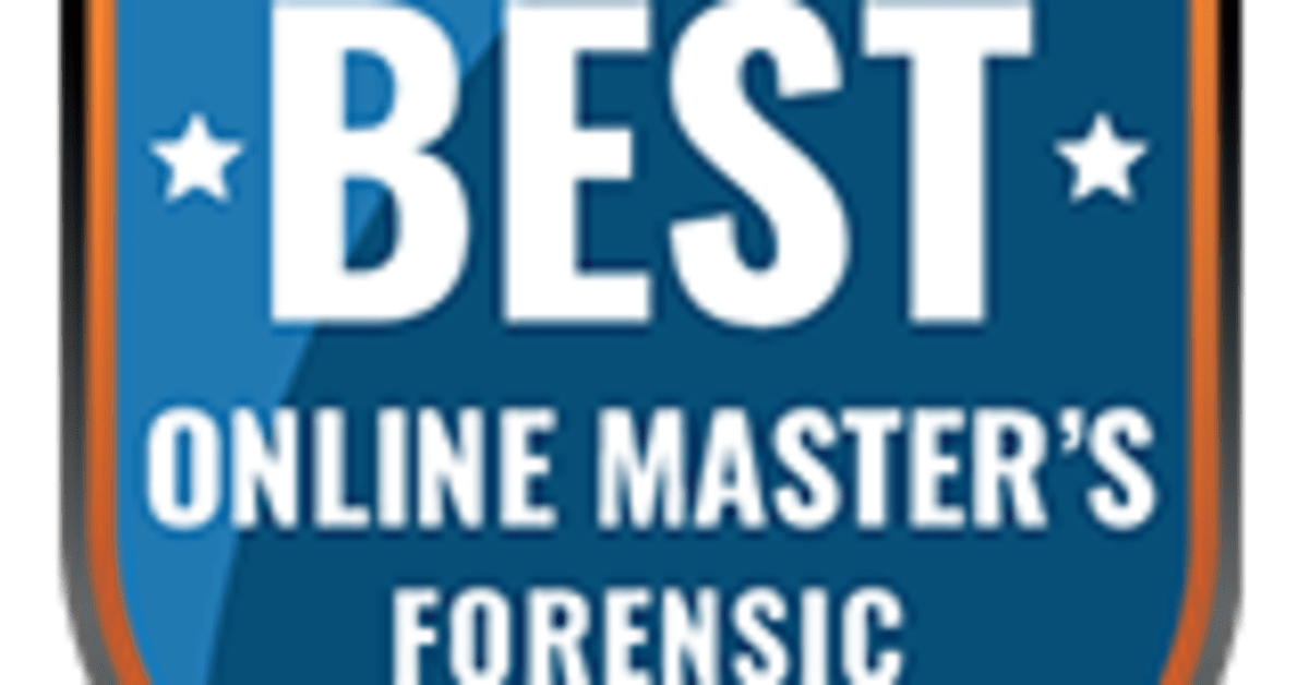 The Best Online Master S In Forensic Psychology Programs Of 2018