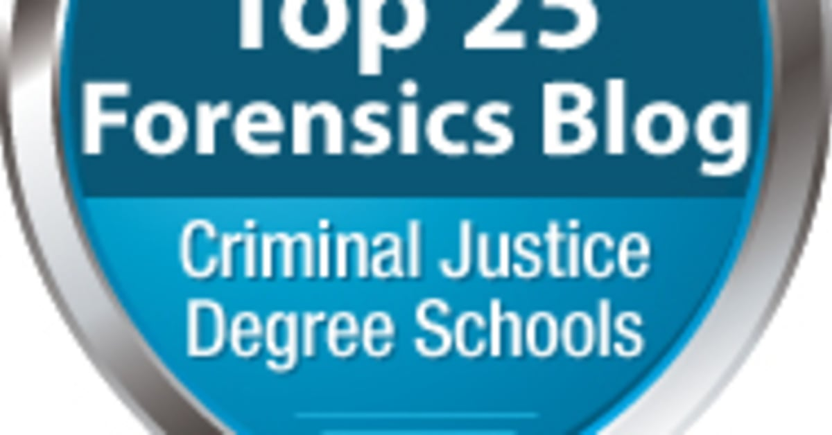 Top 25 Forensics Blogs   Best Forensic Blogs