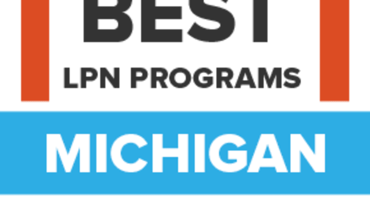 Lpn Programs In Michigan The 27 Best Lpn Schools Of 18