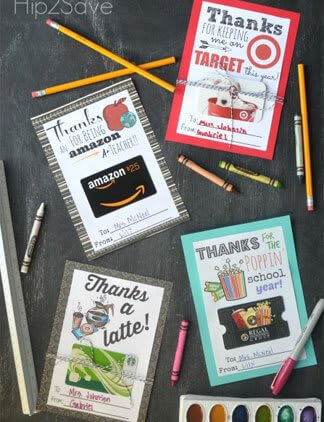 18 Gift Ideas for Teachers