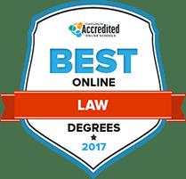 Best Online Law Degree Programs of 2018: Start Online Law