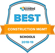 50 Best Construction Management Degrees for 2018: Find Top