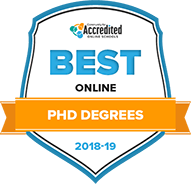 The 50 Best Accredited Online Doctoral & PhD Programs in 2018