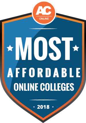 The 50 Top Affordable Online Colleges in 2019