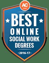 2019 Accredited Online Social Work Degree Programs