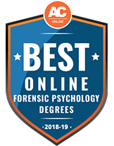 2019 Best Accredited Online Forensic Psychology Degrees