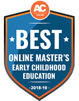 Online Masters In Early Childhood Education Best Programs Of 2018