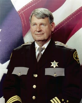 Sheriff Rick Grimstead